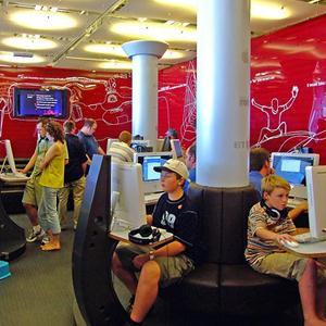Интернет-кафе Еманжелинска