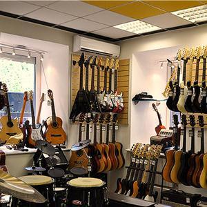 Музыкальные магазины Еманжелинска