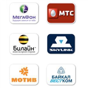 Операторы сотовой связи Еманжелинска