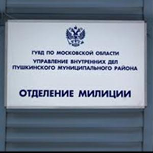 Отделения полиции Еманжелинска