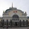 Железнодорожные вокзалы в Еманжелинске