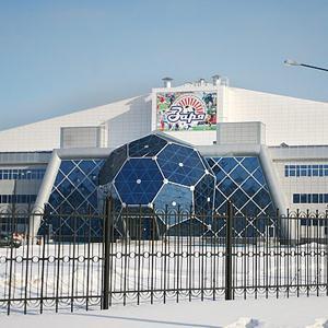 Спортивные комплексы Еманжелинска
