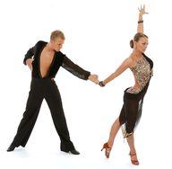 Школа танцев Rise Up - иконка «танцы» в Еманжелинске
